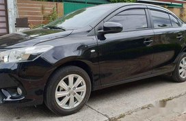 Selling Black Toyota Vios 2018 Manual Gasoline
