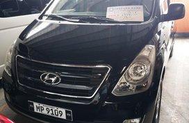 Selling Black Hyundai Starex 2016 Van Automatic Diesel