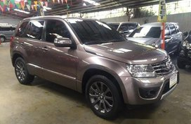 Selling Suzuki Grand Vitara 2015 at 18000 km