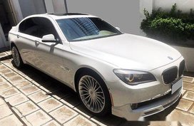 White Bmw Alpina B7 2013 Automatic Gasoline for sale