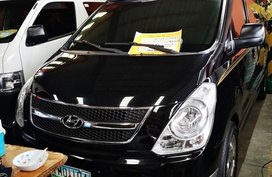 Selling Black Hyundai Starex 2011 Automatic Diesel
