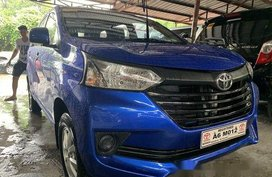 Sell Blue 2018 Toyota Avanza at 13398 km