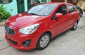 Sell Red 2015 Mitsubishi Mirage G4 in Cavite