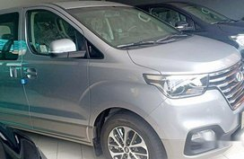 Silver Hyundai Grand Starex 2019 for sale in Quezon City