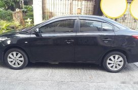 Selling Black Toyota Vios 2017 at 59000 km