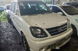 White Mitsubishi Adventure 2017 at 19000 km for sale