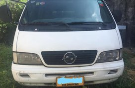 Selling White Mercedes-Benz MB100 1999 Van in Angeles