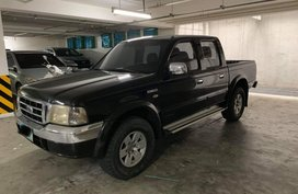 Black 2006 Ford Ranger Truck Automatic Diesel for sale