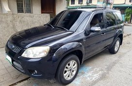 Black 2011 Ford Escape for sale in Makati