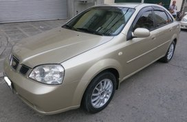 Sell Used 2007 Chevrolet Optra Sedan Automatic in Makati