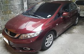 Selling Used Honda Civic 2015 at 60000 km in Makati