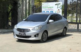 Sell Silver 2016 Mitsubishi Mirage G4 Sedan in Bulacan