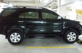 Selling Toyota Fortuner 2009 Automatic Diesel at 81000 km