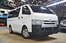 Used 2018 Toyota Hiace Diesel Manual for sale in Quezon City