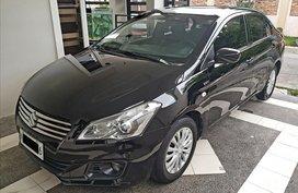 Black 2017 Suzuki Ciaz at 25000 km for sale