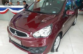 2019 Mitsubishi Mirage Automatic Gasoline for sale