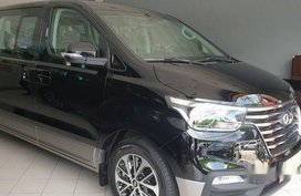 Black Hyundai Grand Starex 2019 Automatic Diesel for sale