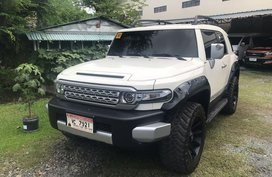 2016 Toyota Fj Cruiser for sale in Marilao