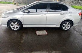 Silver Honda City 2009 for sale