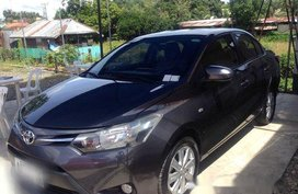 Selling Grey Toyota Vios 2014 Manual Gasoline