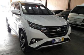 White Toyota Rush 2018 at 18000 km for sale