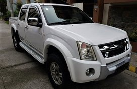 Sell White 2011 Isuzu D-Max Manual Diesel