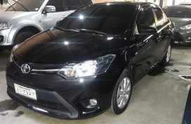 Black 2018 Toyota Vios Automatic Gasoline for sale