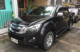 Sell 2nd Hand 2014 Isuzu D-Max Automatic Diesel in Quezon City