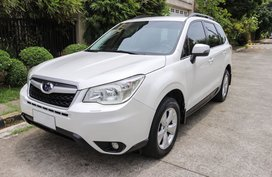 Used Subaru Forester 2015 Automatic Gasoline for sale
