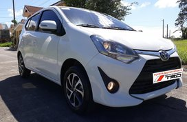 Sell White 2018 Toyota Wigo Automatic Gasoline