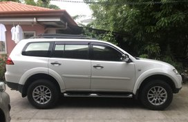 Sell Used 2012 Mitsubishi Montero Sport Automatic in Taguig