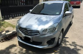 Sell Silver 2015 Mitsubishi Mirage G4 Sedan in Las Pinas