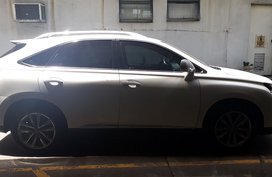 Used Lexus Rx 350 2015 at 45665 km for sale in Manila