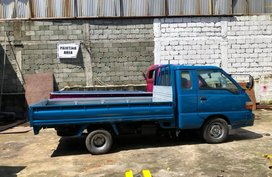 Selling Blue Hyundai Porter 2013 Truck in Quezon City