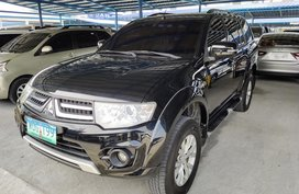 Black 2014 Mitsubishi Montero Sport Automatic Diesel for sale
