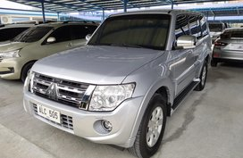 Silver 2014 Mitsubishi Pajero for sale in Paranaque
