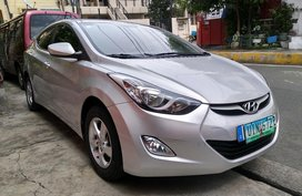 Sell Used 2012 Hyundai Elantra at 27000 km in Pasig
