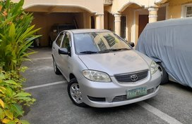 Selling 2nd Hand Toyota Vios 2005 Manual in Cainta