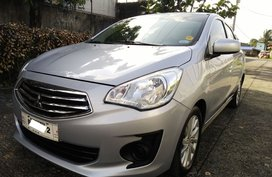 Selling Silver Mitsubishi Mirage G4 2017 at 3000 km