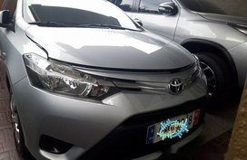 Selling Silver Toyota Vios 2014 at 46118 km