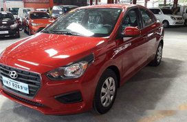Selling Red Hyundai Reina 2019 in Quezon City
