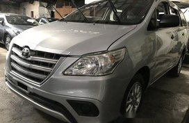 Silver Toyota Innova 2015 at 22000 km for sale