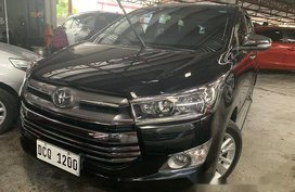 Black Toyota Innova 2016 Automatic for sale