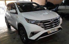 Sell White 2018 Toyota Rush at 2700 km