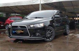 Black Mitsubishi Lancer Ex 2014 at 71000 km for sale