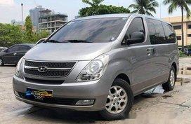 Sell Silver 2013 Hyundai Grand Starex