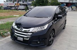 Black Honda Odyssey 2015 for sale in Muntinlupa