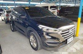 Black Hyundai Tucson 2016 Automatic Diesel for sale