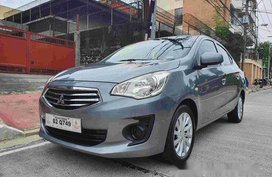 Silver Mitsubishi Mirage G4 2018 at 5000 km for sale