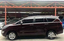 Brown Toyota Innova 2018 Automatic for sale